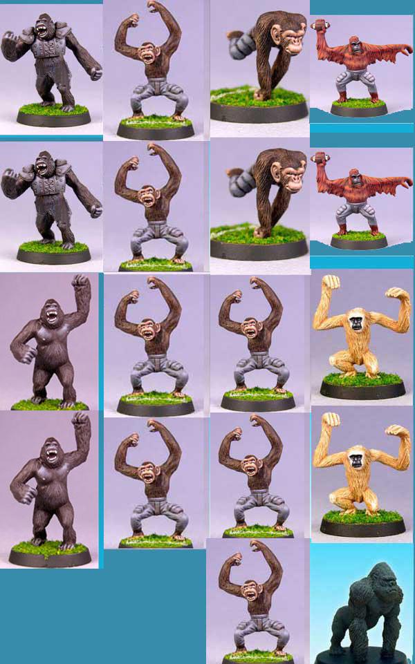 Kick Kong - Grands Singes - Croco Apes_Team1TC